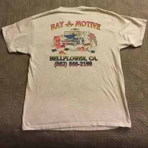 Other - Ray A Motive AutoBody Tee